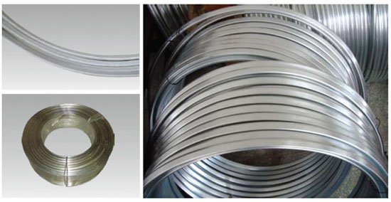 Magnesium Extruded Ribbon Anode